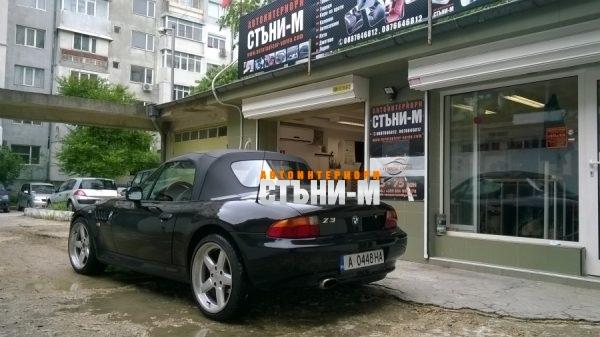 BMW Z-кабрио